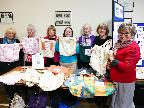 Ladies of Whitby Whaler U3A Sewing Group