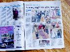 Medieval Night full page in the Gazette