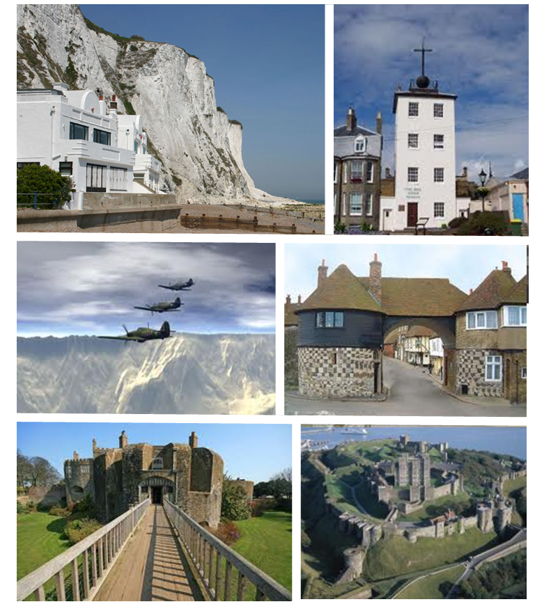 Photographs of White Cliffs Country