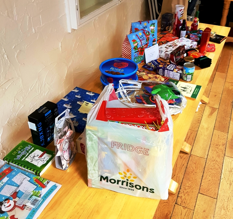 Donations - Whittlesey Christmas Appeal