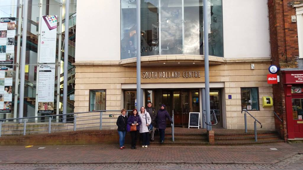 Visit to South Holland Centre