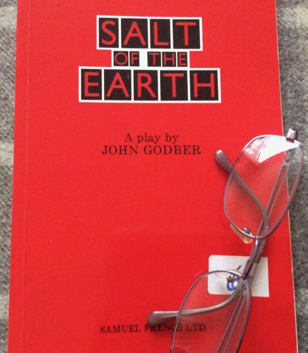 October - Salt of the Earth