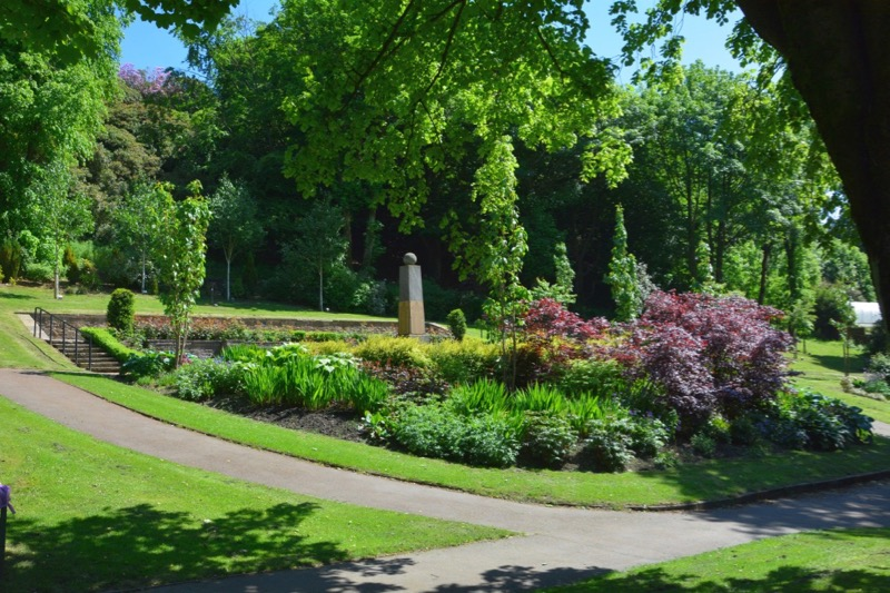 Whitworth Memorial Gardens