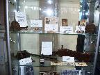 WW1 Display Cabinet