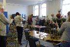 Making Willow Obelisks with Ali