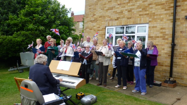 Witham U3A Singing For Pleasure Group