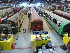 London Transport Museum Depot Visit