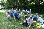 Picnic in Cuttislowe Park