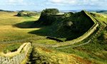 The great wall of Northumberland
