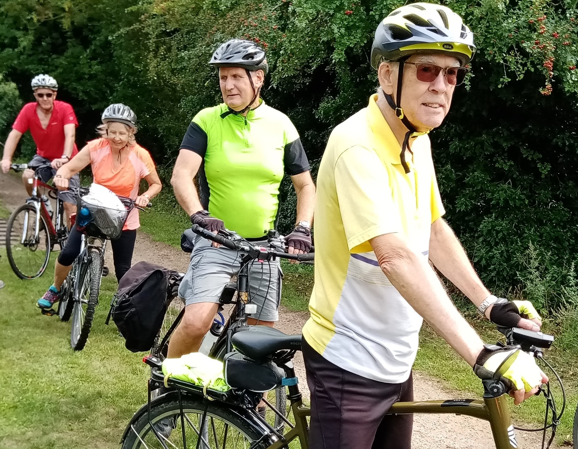 Crowle ride August 2020