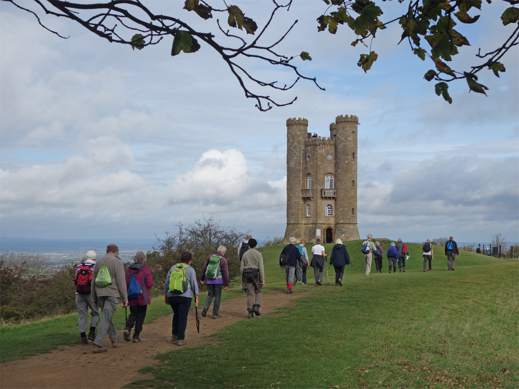 Broadway Tower - October 2017