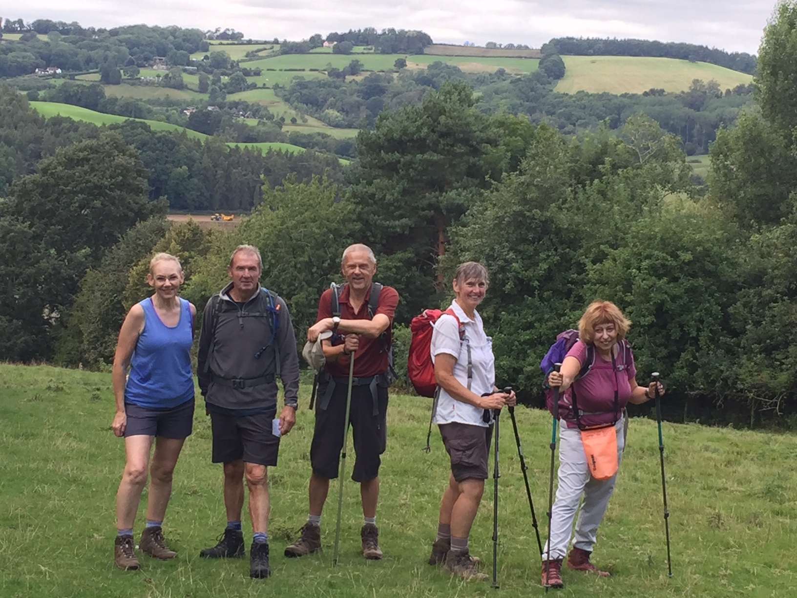 Day 2 - Worcestershire Way