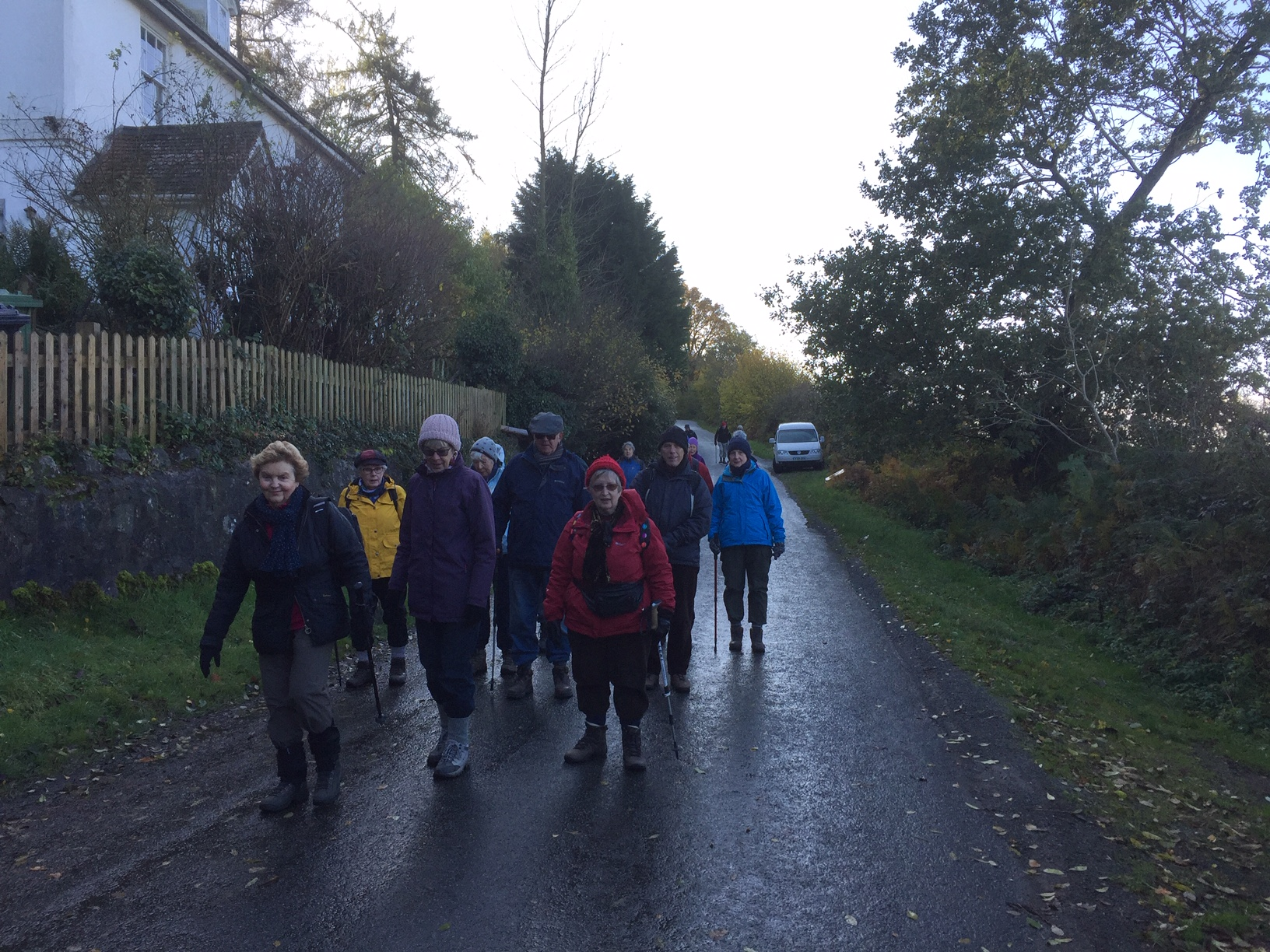 Intrepid Walkers Kettle Sings Nov 2019
