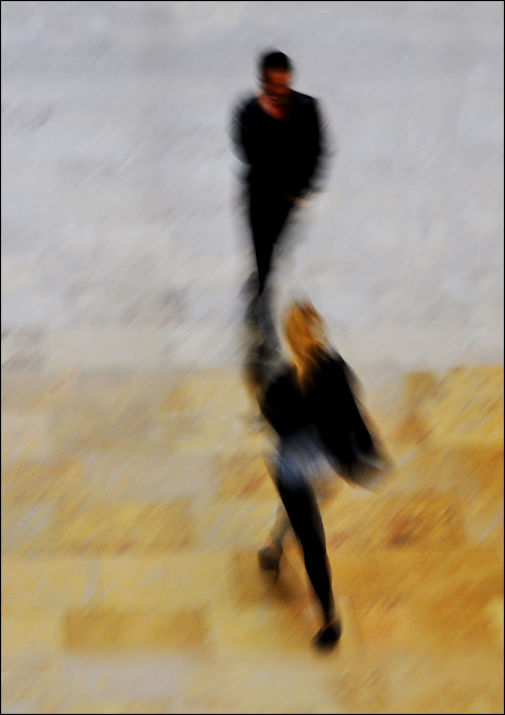 """""""Passing Strangers"""" by Pam Turner LRPS"""