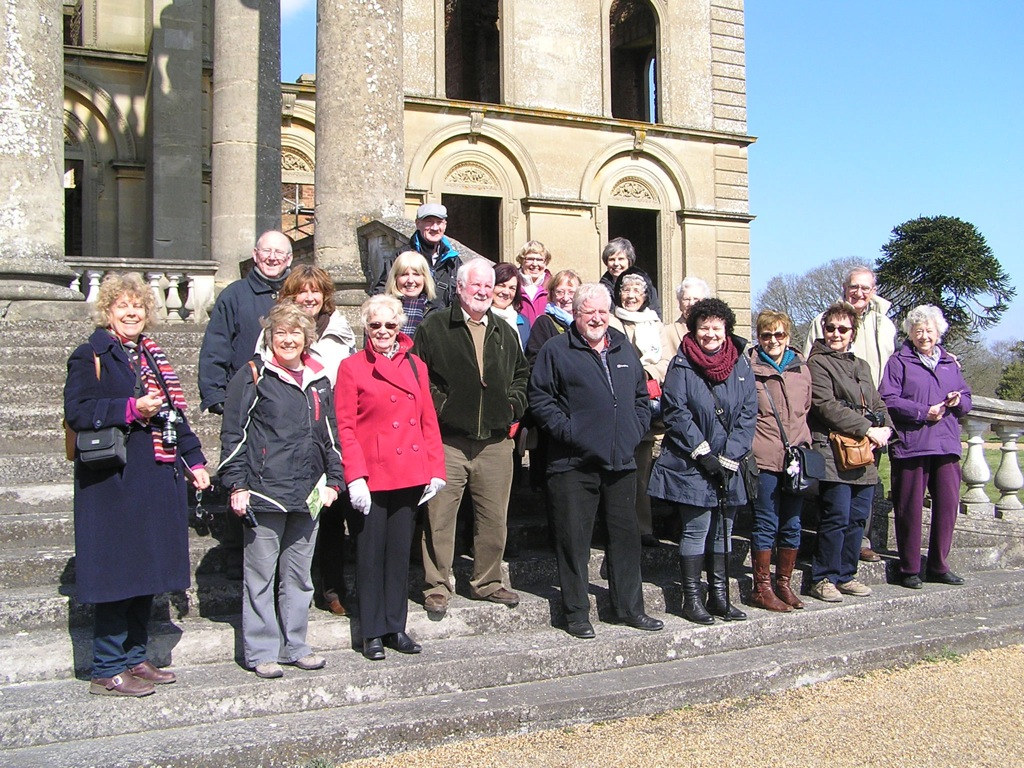 Local History 2 at Witley Court