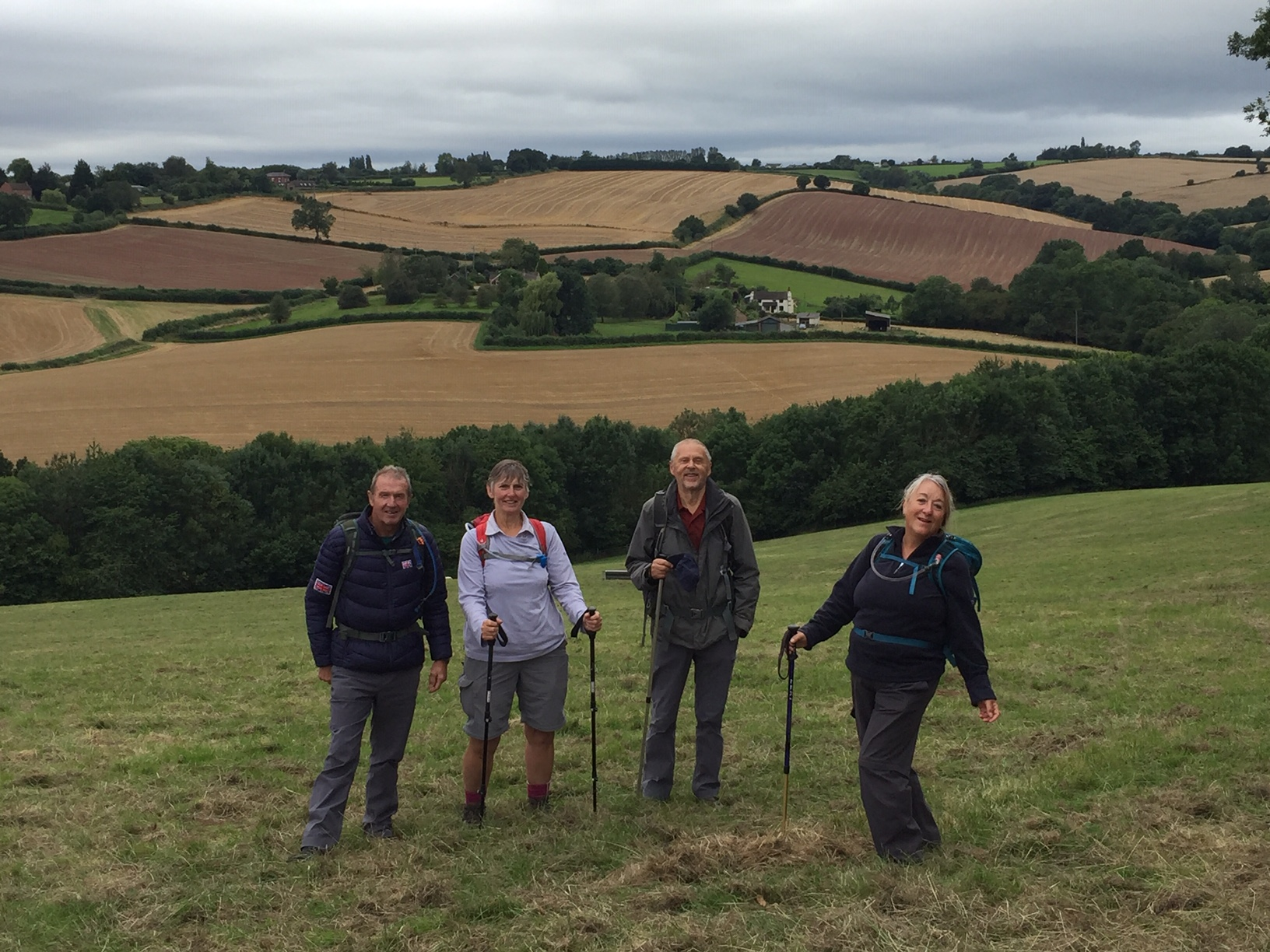 Worcestershire Way - Day 1