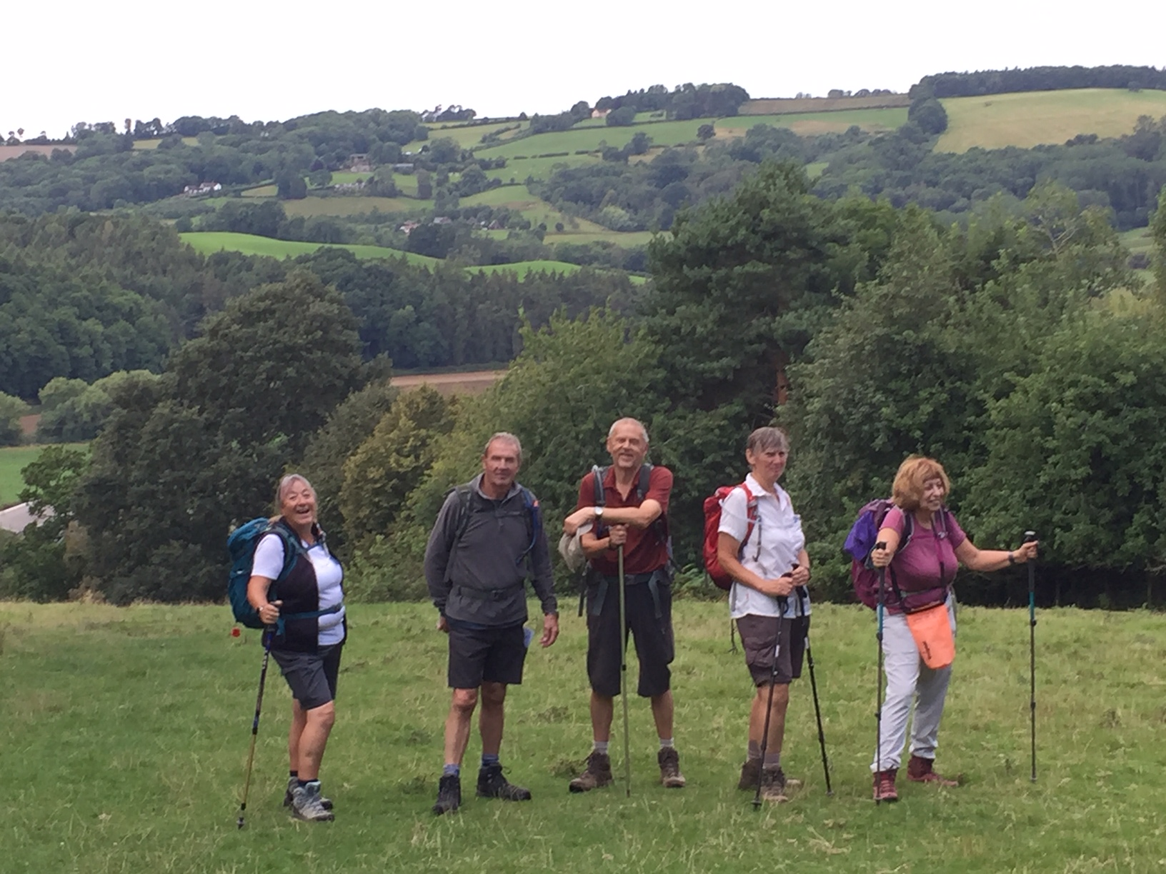 Worcestershire Way - Day 2