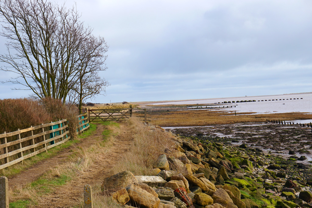 Spurn Point by Gloria Marchbank
