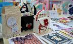 Papercraft at Fun Day