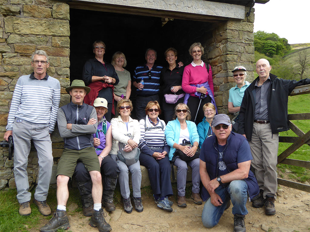 Walking Group June 2016