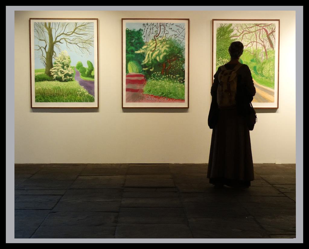 Appreciating Art by Colin Brenchley